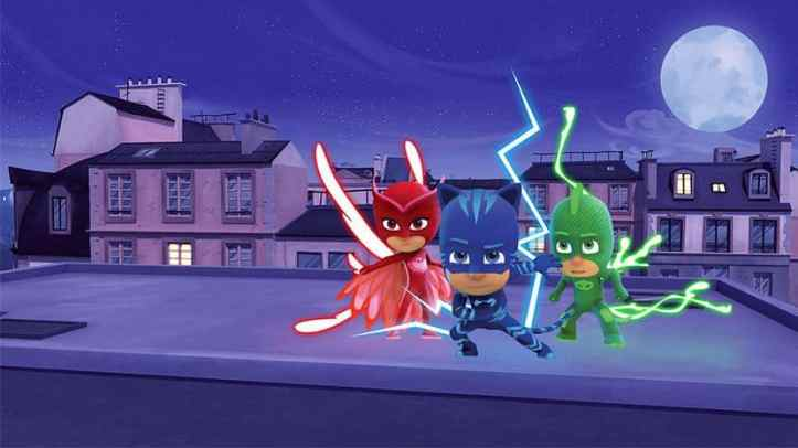 new PJ Masks series