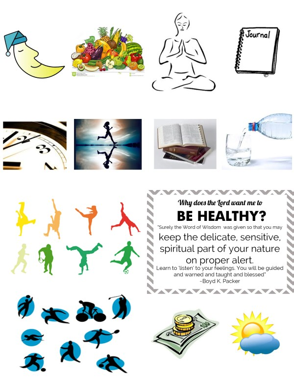 health-vision-board