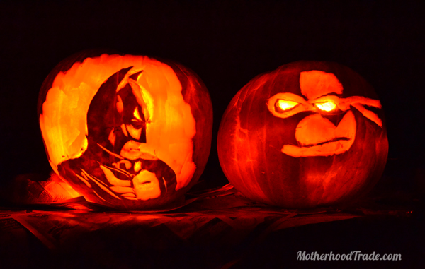 halloween-2014-batman-mikey-pumpkin