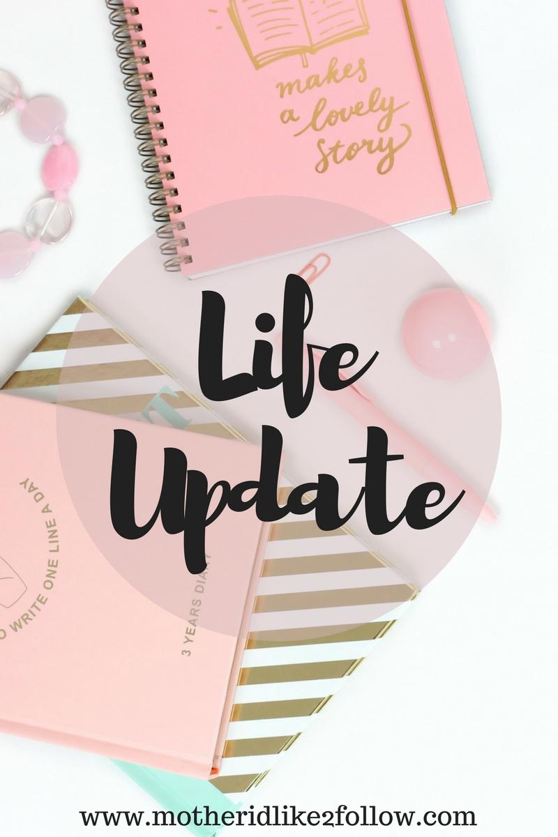 April Life Update