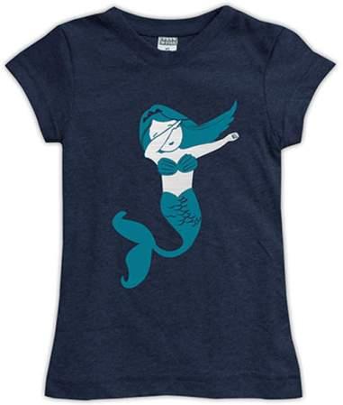 Girls Mermaid T-shirt