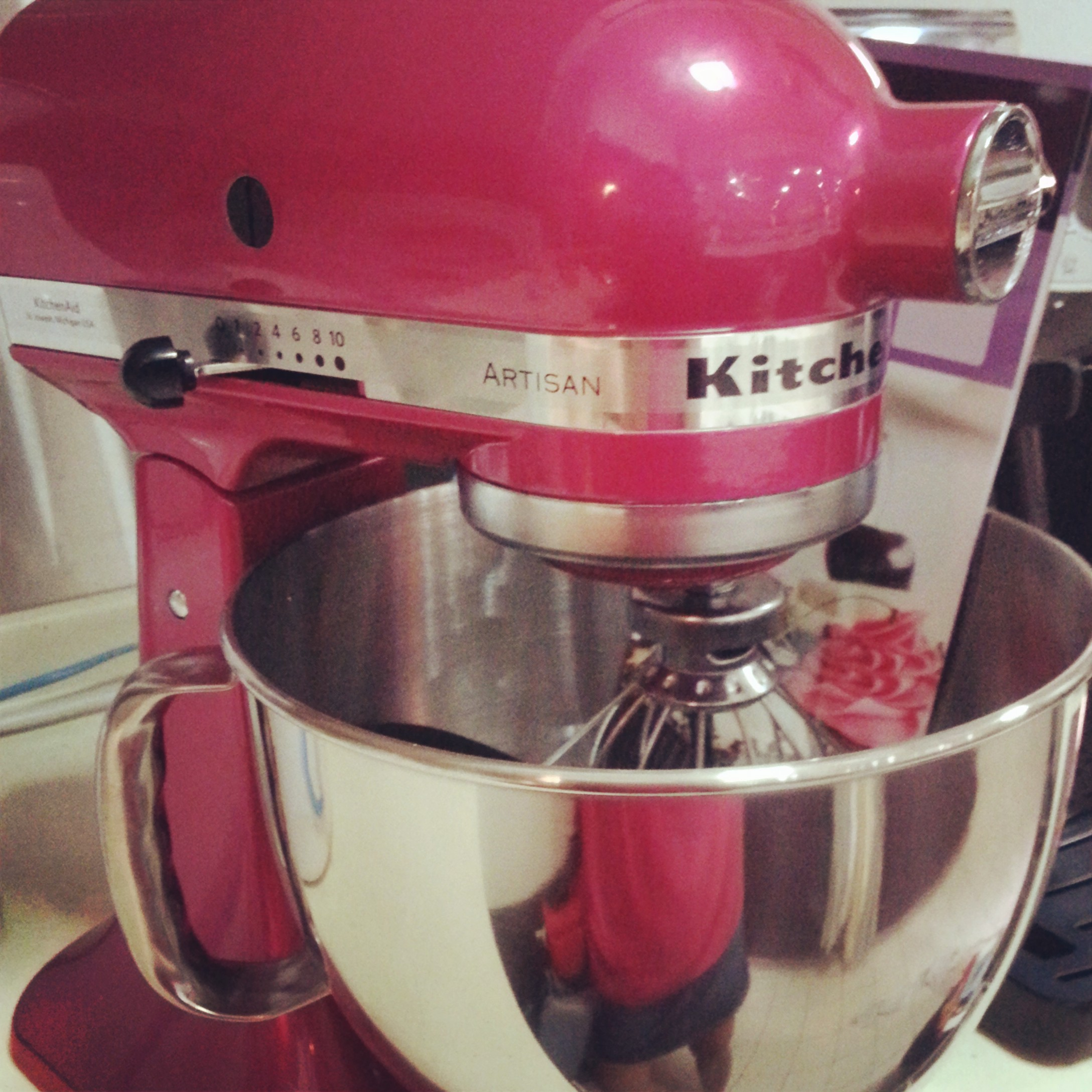 pink kitchen aid mixer ikea cabinets sale i was never a fan of motherkao