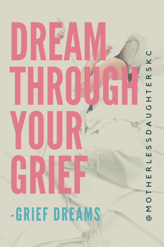 Grief Dream share