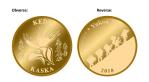 Golden Predator Coin, V.GPY