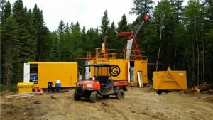 V.ECR, Cartier Resources, gold, Quebec