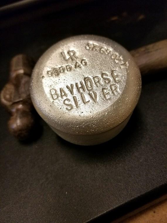 V.BHS, Bayhorse Silver, silver, oregon