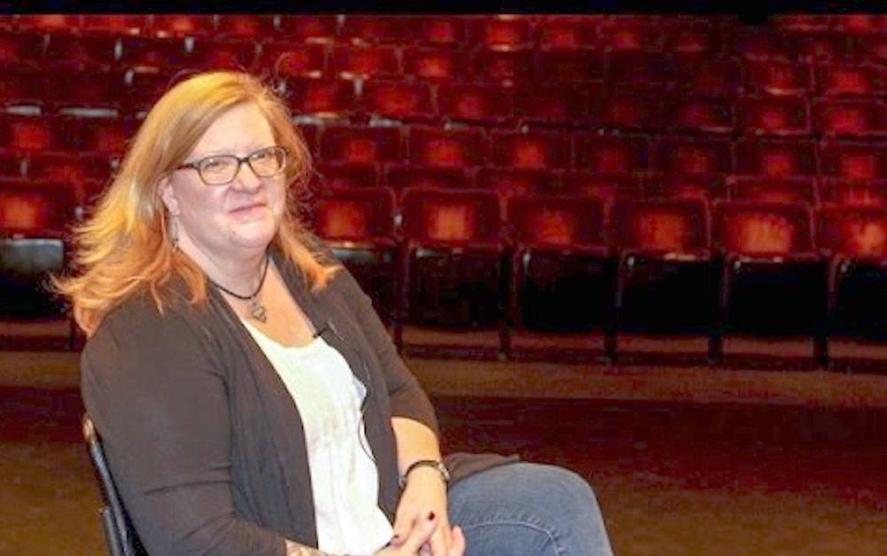 Tira Palmquist of Irvine, Calif., is the featured playwright in Key City Public Theatre's PlayFest.