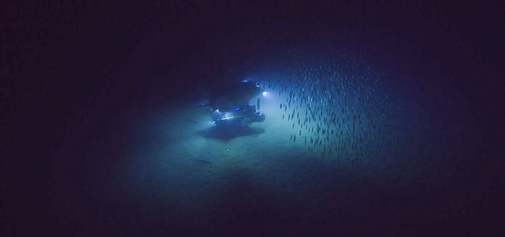 Global warming is detectable even at the ocean floor