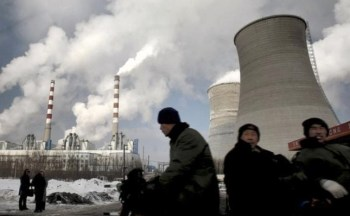 coal-fired plants china