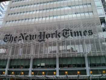 nytimes building