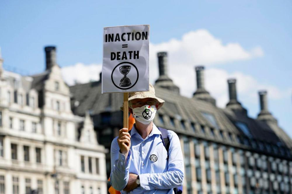 UK toughens its carbon target before Biden climate summit