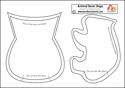 How to Make Animal Bean Bags