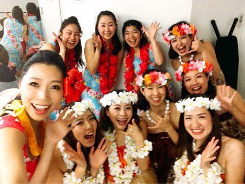 o0480036014141978568 1 - いよいよ本番!ひな祭りにママが踊る♪~Mother of Alohaフラステージ~