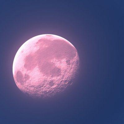 o0750075014219480101 - ストロベリームーン〜見ると幸せになる!年に一度のピンクの月〜