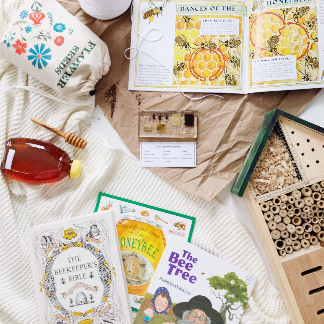 Bee Hive Home School Unit   Mother of Beees