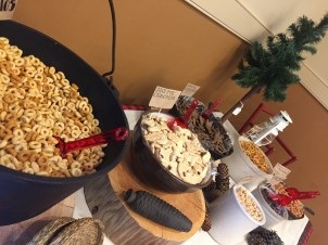 Lumberjack Trail Mix Bar