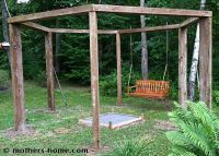 Fire Pit Swing Set Instructions Project PDF Download ...