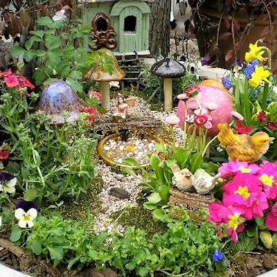 15 DIY Fairy Garden Ideas Mother's Home
