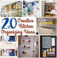 Creative Organizing Ideas - Design Decoration