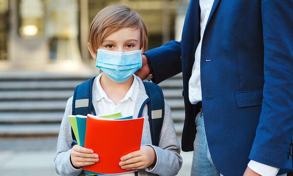 Πώς θα φορούν τα παιδιά μάσκα όλη την ημέρα;