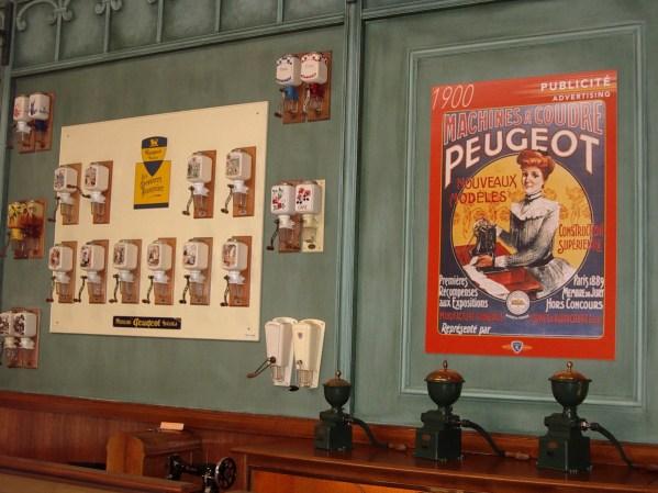 Peugeot Kaffeemühle