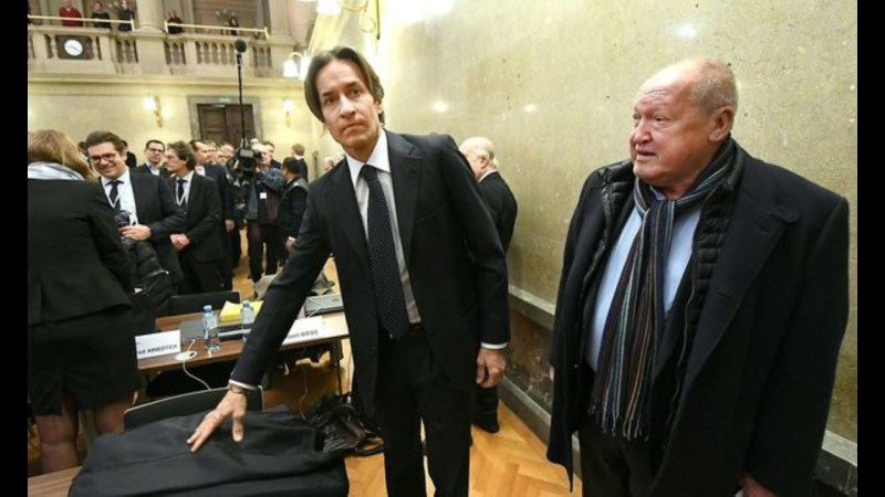 Peter Hochegger bekannte sich im Buwog-Prozess teilschuldig.