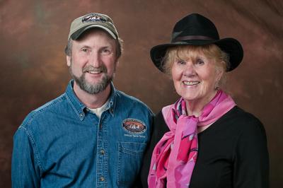 Carol Tanner & Dennis Proctor