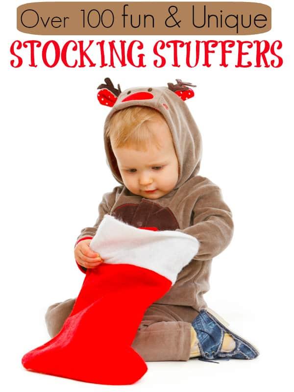 Christmas Stocking Tradition 100 Stocking Stuffers