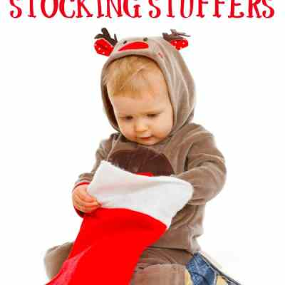 Christmas Stocking Tradition & 100+ stocking stuffers