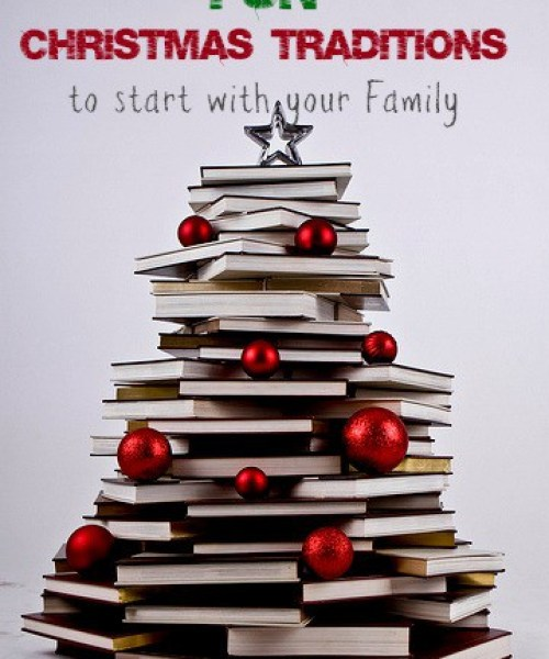 Reading these traditions makes me really excited for CHRISTMAS!