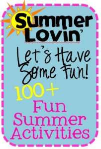 Summer Fun: My Bucket List