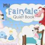 fairytale quiet book template