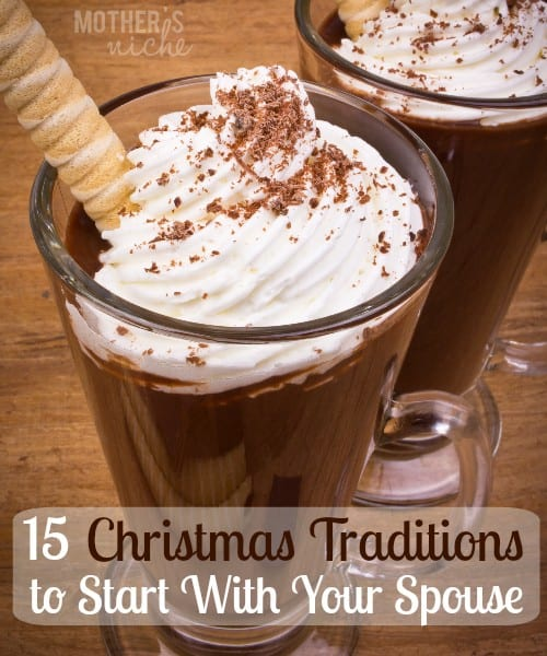 I've already started planning! These Christmas traditions are so fun! I'm such a sap for Christmas magic