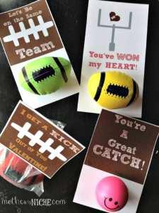 Homemade Valentine Ideas + Free Printables