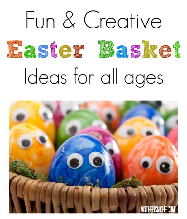 Fun creative and plenty of free birthday ideas for husband easter basket ideas negle Choice Image
