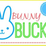 Bunny Bucks. Hide them in eggs and let the kids redeem them for prizes