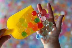Water Beads Fun For Kids