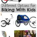 Get some exercise and make family memories by biking more and driving less!