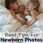 Newborn Photo tips for creating a successful photo shoot at home