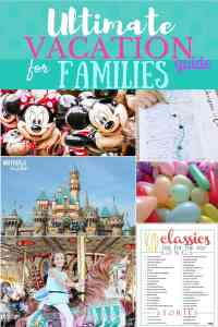 Ultimate Vacation Guide for Families with Young Kids: Ideas for Surprising the Kids PLUS Free Printable for the Car Ride