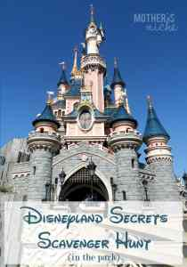 A Disney Scavenger Hunt for every Age: Hidden Mickeys and Other Secrets of Disneyland