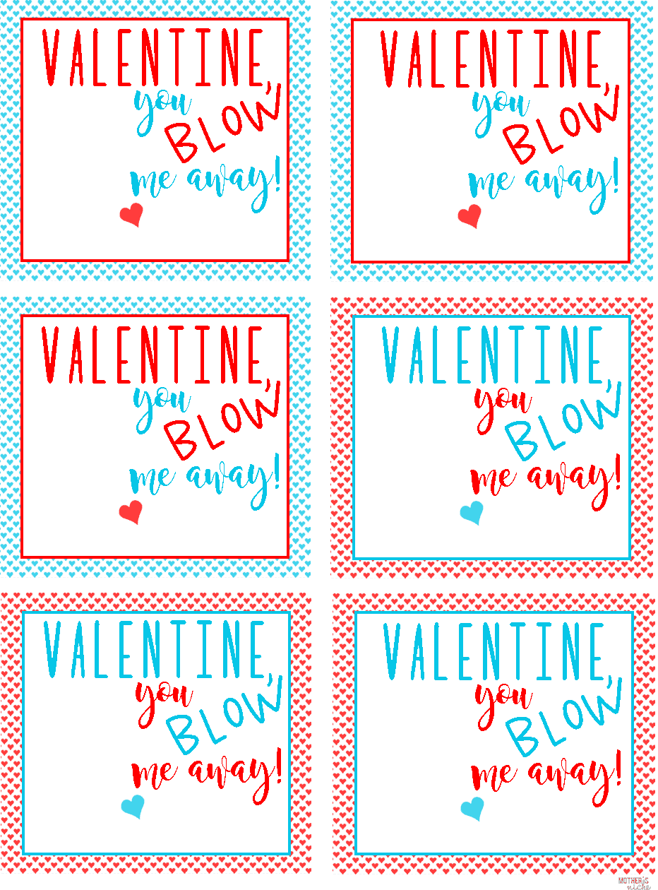 Happy Valentine\'s Day: Adorable FREE Valentine\'s printable that will ...