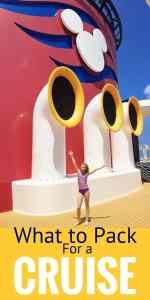 All the Best Cruise Tips: What to Pack for a Cruise