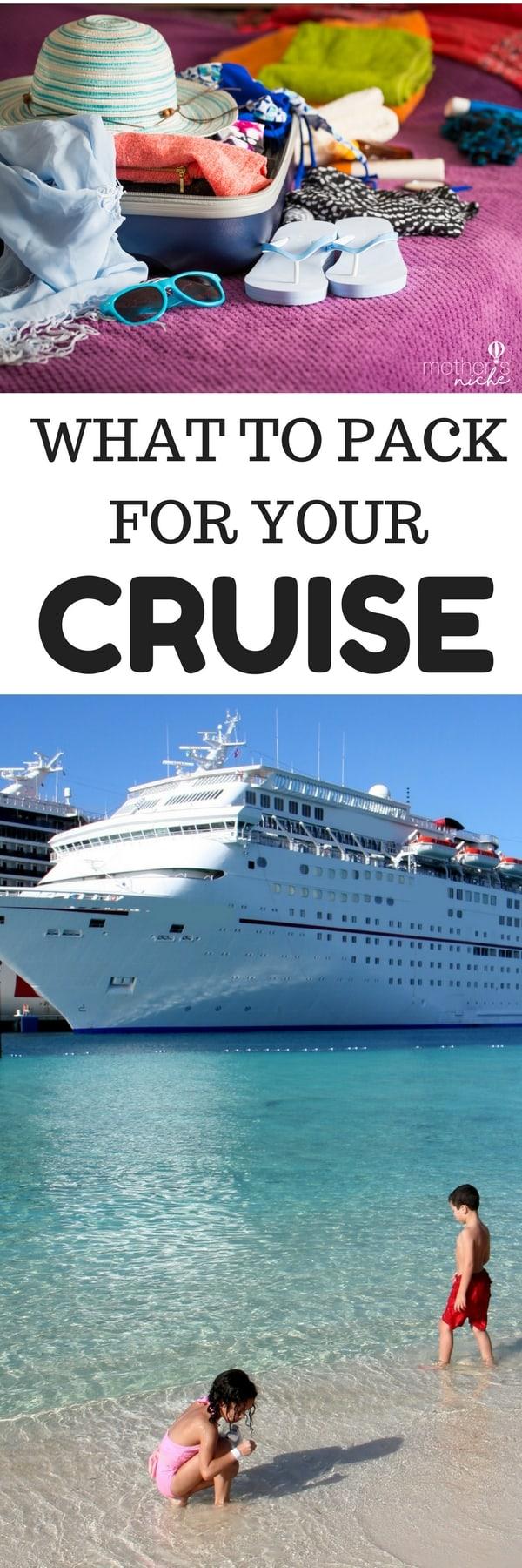What to pack for your cruise! Lots of cruising tips