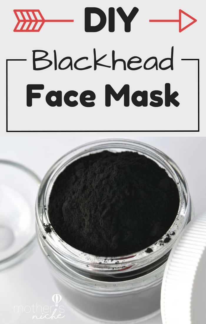 DIY Blackhead facial Mask. AWESOME way to get rid of blackheads!
