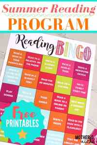 Get Children Reading This Summer: FREE Summer Reading Program & Games