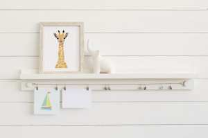 Kids Art Display: 5 Genius Ways to Manage Paper Clutter