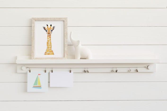 5 Genius Ways to Do Kids Art Display