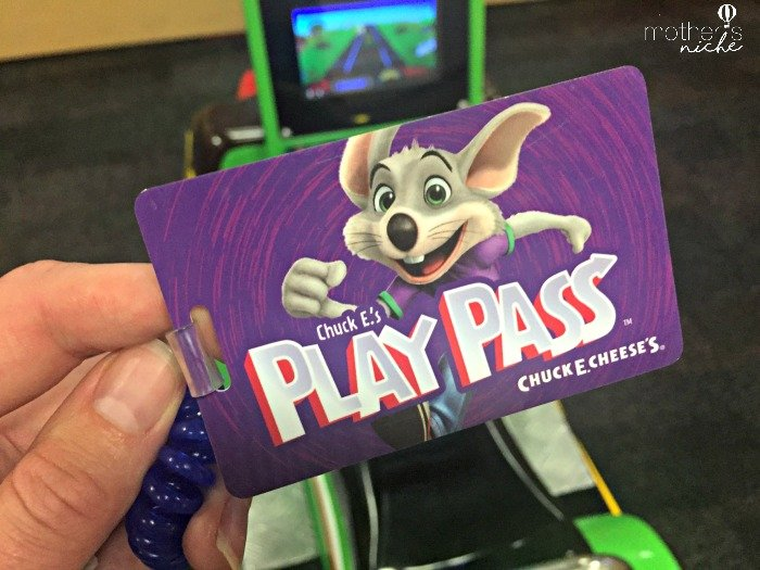Chuck E. Cheese Birthday Party Unlimited Play Pass