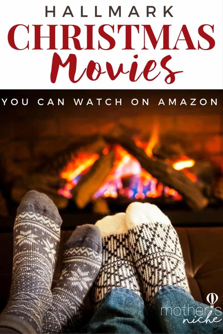 Hallmark Christmas Movies you can watch on Amazon